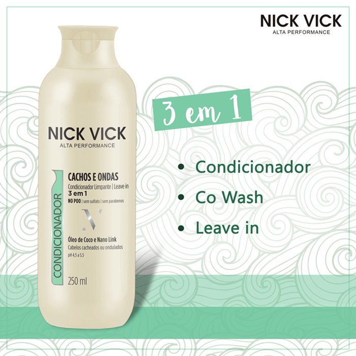 Saiba a importância do condicionador para os cabelos cacheados