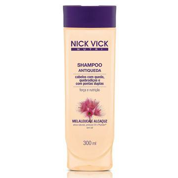 Imagem de Shampoo Antiqueda Nick Vick Nutri 300ml