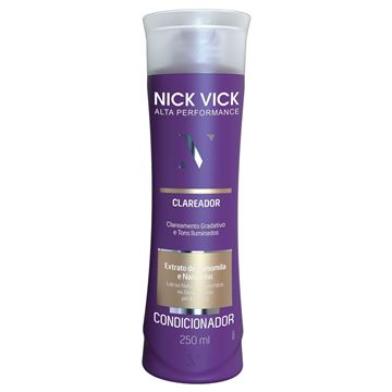Imagem de Condicionador Clareador Nick Vick Alta Performance 250ml