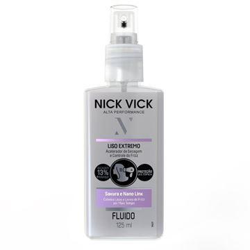Imagem de Fluido Liso Extremo Acelerador de Secagem Nick Vick Alta Performance 125ml