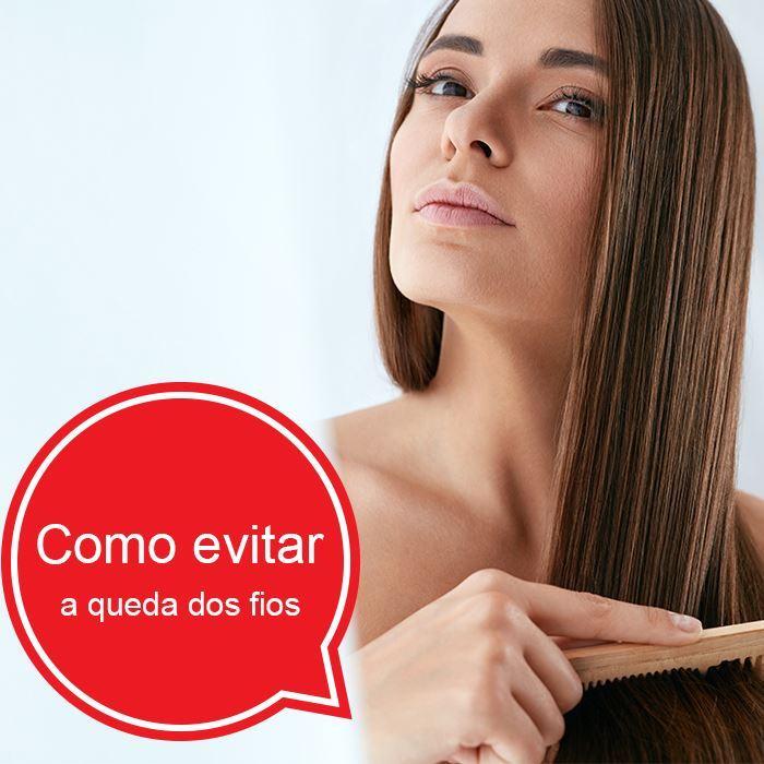 3 Dicas para evitar a queda de cabelo